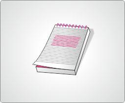 Druk notesów spiralowanych