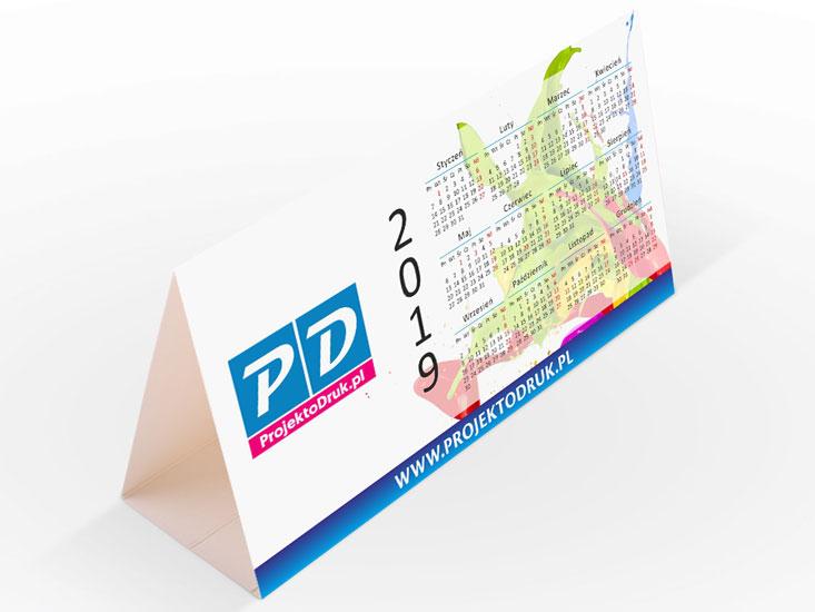 Nadrukowane kalendarium
