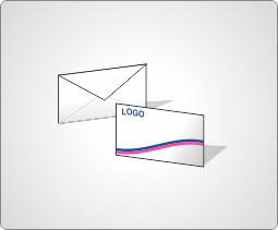 Koperty z logo