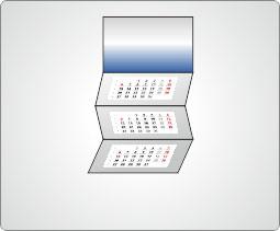 druk ulotek składanych