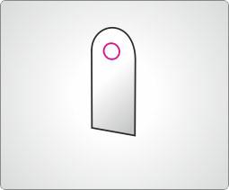 Zawieszki na klamkę